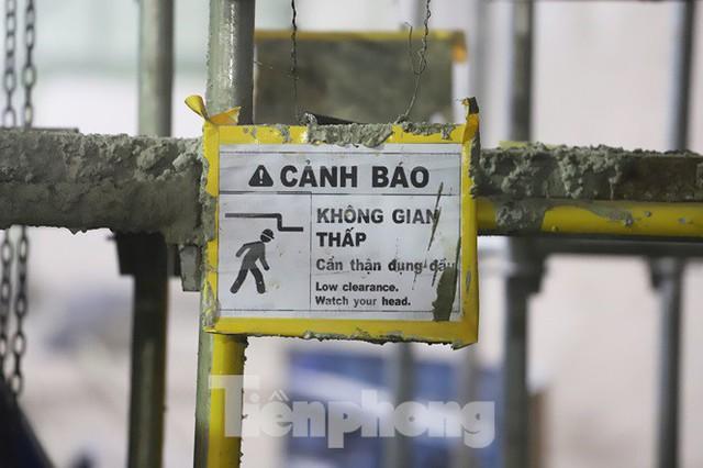 Cận cảnh đường hầm Metro số 1 dưới lòng Sài Gòn - Ảnh 20.