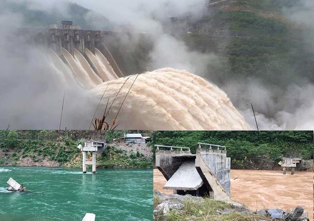 1km sông 3 nhà máy thủy điện, dân thấp thỏm khi mùa mưa lũ về - Ảnh 4.
