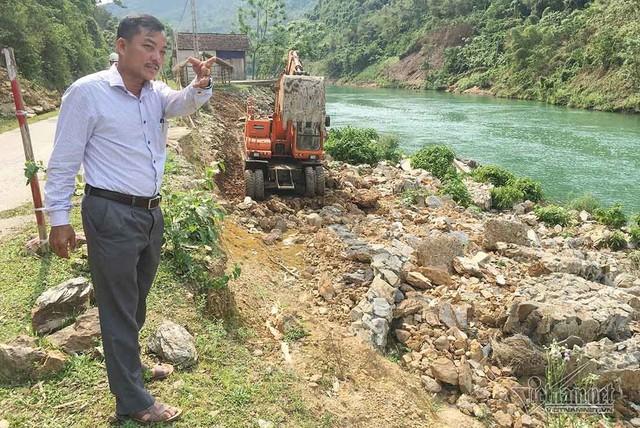 1km sông 3 nhà máy thủy điện, dân thấp thỏm khi mùa mưa lũ về - Ảnh 8.