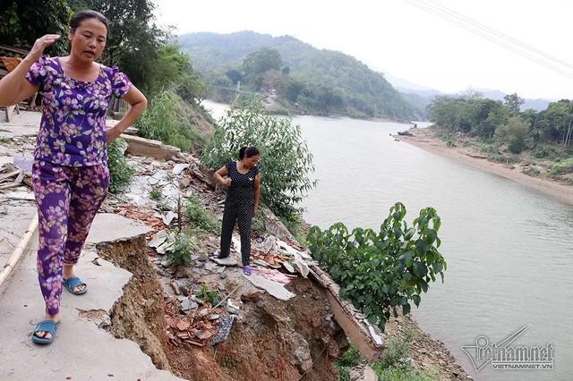 1km sông 3 nhà máy thủy điện, dân thấp thỏm khi mùa mưa lũ về - Ảnh 10.