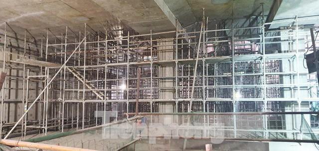 Cận cảnh đường hầm Metro số 1 dưới lòng Sài Gòn - Ảnh 10.