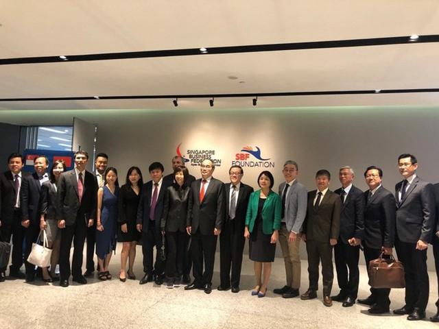 Một doanh nghiệp Singapore quan tâm đến dự án cầu kết nối TP HCM - Đồng Nai - Ảnh 1.