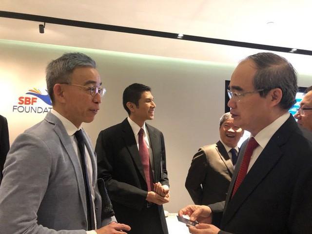 Một doanh nghiệp Singapore quan tâm đến dự án cầu kết nối TP HCM - Đồng Nai - Ảnh 2.