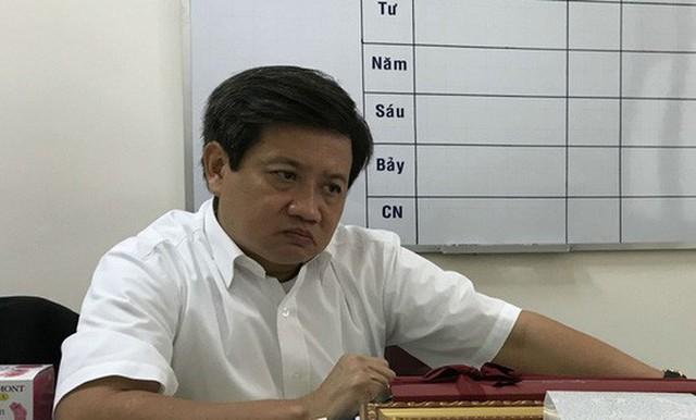 Thống nhất cho ông Đoàn Ngọc Hải thôi chức Phó Tổng Giám đốc Tổng công ty Xây dựng Sài Gòn - Ảnh 1.
