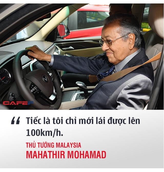 Phút tiếc nuối với tốc độ chỉ được 100 km/h của Thủ tướng Malaysia và câu chuyện thương hiệu xe hơi của hai quốc gia Đông Nam Á - Ảnh 2.