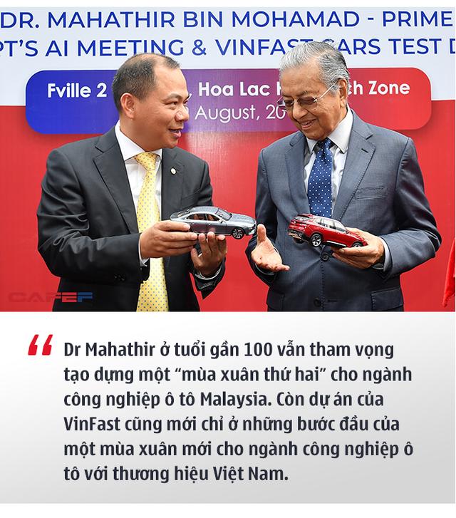 Phút tiếc nuối với tốc độ chỉ được 100 km/h của Thủ tướng Malaysia và câu chuyện thương hiệu xe hơi của hai quốc gia Đông Nam Á - Ảnh 6.