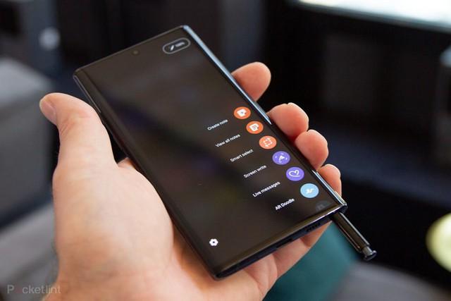 Xuất khẩu điện thoại và linh kiện tháng 8 tăng mạnh do Samsung đẩy mạnh xuất khẩu Galaxy Note 10 - Ảnh 1.