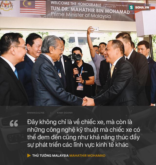 Tuổi U100 của Thủ tướng Malaysia và tốc độ 100km/h trên đất Việt - ảnh 5