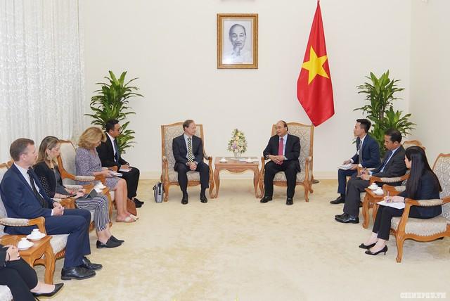 Việt Nam sẽ làm hết sức mình để EVFTA được thực thi tốt nhất - Ảnh 1.
