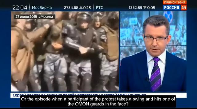 Biểu tình lớn ở Nga: Những hình ảnh sốc chưa từng xuất hiện trên mặt báo phương Tây tố cáo âm mưu đen tối? - Ảnh 1.