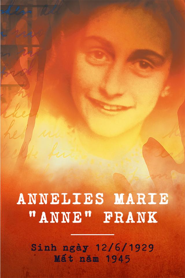 Bí mật dòng cuối Nhật ký Anne Frank: Lay động triệu con tim, khiến TT Kennedy khâm phục - Ảnh 3.