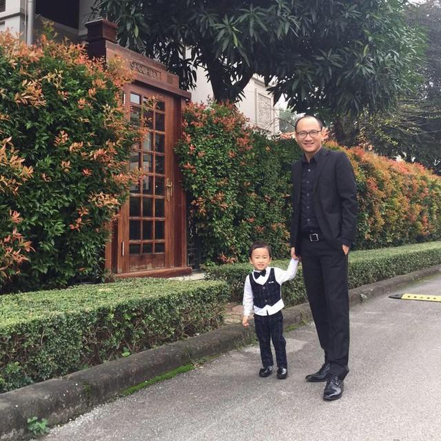 """MC Phan Đăng Ai là Triệu Phú: """"Người ta thường đòi hỏi con cái phải biết ơn bố mẹ, nhưng chính tôi phải biết ơn con của mình"""" - Ảnh 4."""