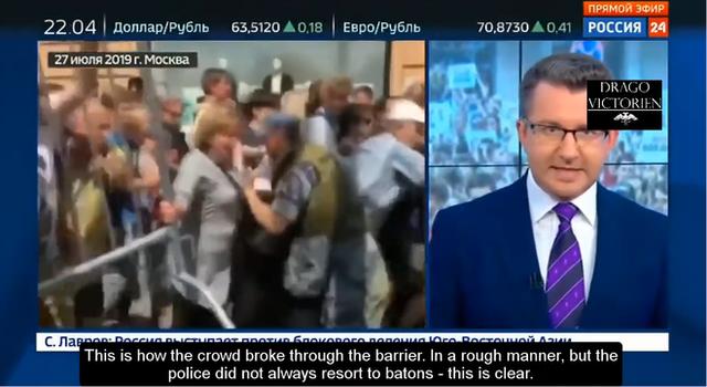 Biểu tình lớn ở Nga: Những hình ảnh sốc chưa từng xuất hiện trên mặt báo phương Tây tố cáo âm mưu đen tối? - Ảnh 4.