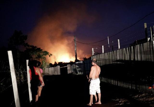 Họp khẩn cấp cứu rừng Amazon - Ảnh 1.