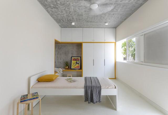 """Ngôi nhà gần gũi với thiên nhiên nhờ có """"vườn đặt trong nhà"""" - Ảnh 13."""
