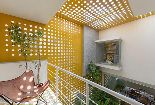 """Ngôi nhà gần gũi với thiên nhiên nhờ có """"vườn đặt trong nhà"""" - Ảnh 9."""