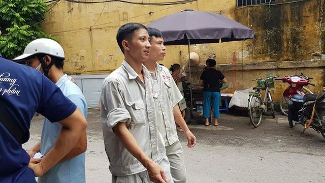 Tĩnh lặng cuộc sống dân Hạ Đình sau vụ cháy Công ty Rạng Đông - Ảnh 3.