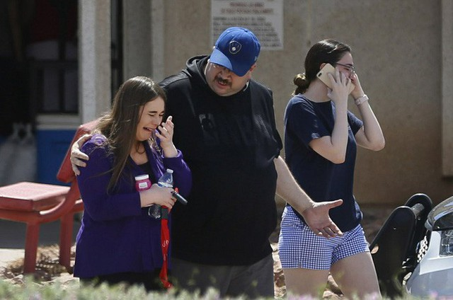 Xả súng tại Mỹ: Nghi phạm khiến 46 người thương vong vì thù ghét? - Ảnh 2.
