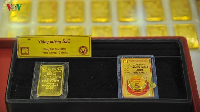 Giá vàng có vượt qua mức 41 triệu đồng/lượng trong tuần tới? - Ảnh 1.