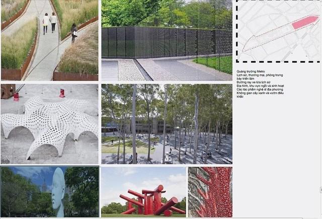 Hình hài Công viên 23-9 qua hai thiết kế đoạt giải - Ảnh 5.