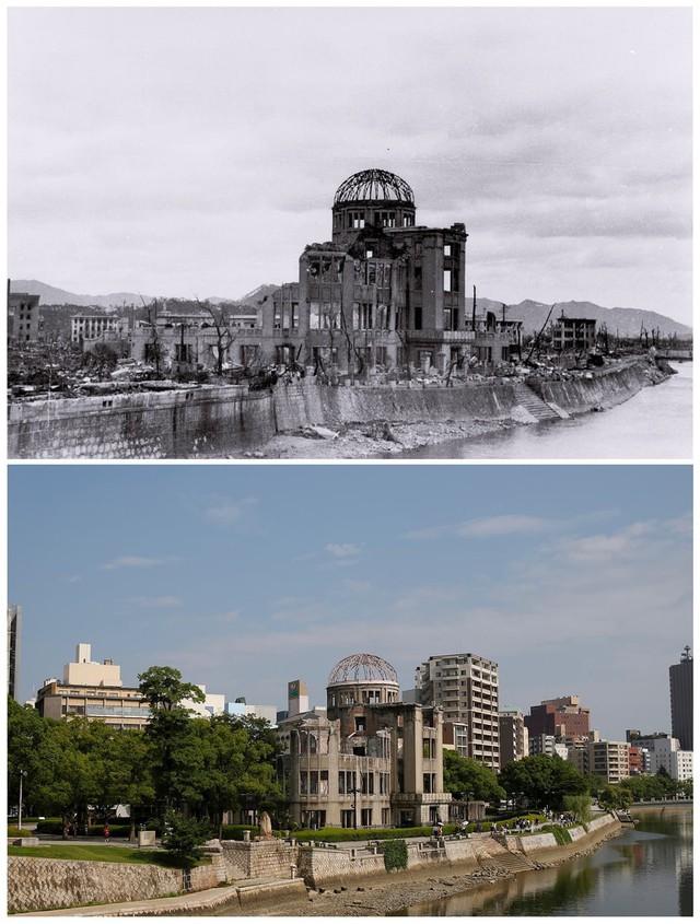 74 năm sau thảm họa bom nguyên tử: Thành phố Hiroshima và Nagasaki hồi sinh mạnh mẽ, người sống sót nhưng tâm tư mãi nằm lại ở quá khứ - Ảnh 8.