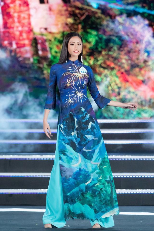 Tất tần tật về Lương Thuỳ Linh - Tân Hoa hậu Thế giới Việt Nam 2019: IELTS 7.5, thành viên đội tuyển HSG Quốc gia tiếng Anh - Ảnh 4.