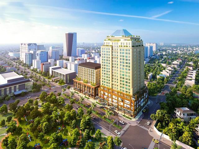 Căn hộ Officetel cao cấp 50m2 ở khu sầm uất Phú Mỹ Hưng, Thảo Điền cho thuê 20-30 triệu đồng một tháng - Ảnh 1.