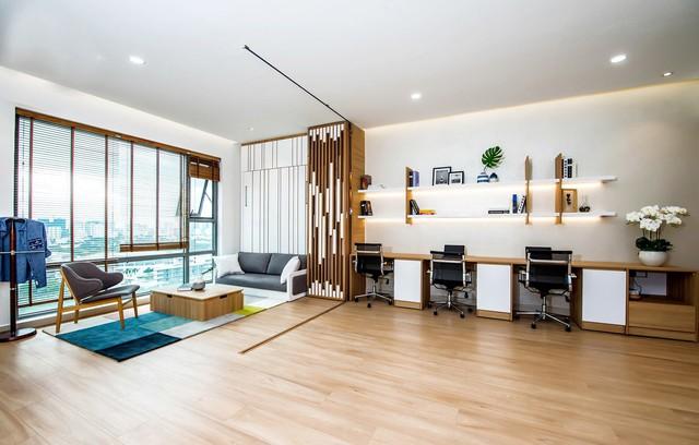 Căn hộ Officetel cao cấp 50m2 ở khu sầm uất Phú Mỹ Hưng, Thảo Điền cho thuê 20-30 triệu đồng một tháng - Ảnh 2.