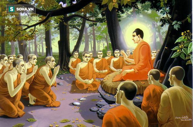 Từ chuyện cái bè qua sông, Đức Phật chỉ ra 1 thói quen khó bỏ khiến con người khổ sở - Ảnh 1.