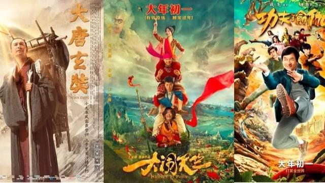 Trung Quốc lôi kéo các quốc gia châu Á vào Vành đai và con đường trong lĩnh vực điện ảnh - Ảnh 1.