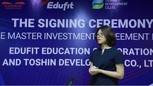 Bất ngờ với Công ty Gateway của Bà Trần Thị Hồng Hạnh: Có tên giáo dục nhưng lại đăng ký kinh doanh bất động sản - Ảnh 1.