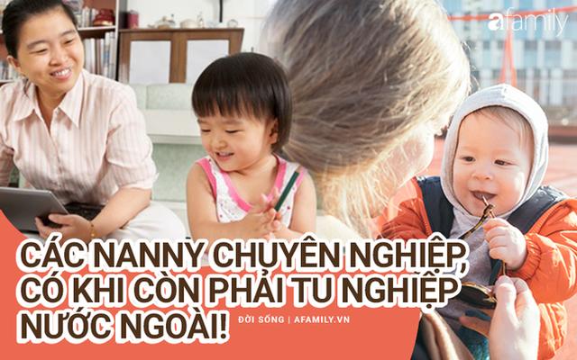 """Nanny - Công việc """"trông trẻ cao cấp"""" bỗng dưng hot, nhiều người xem đây là giải pháp thay mình đưa trẻ đến trường khi quá bận - Ảnh 1."""
