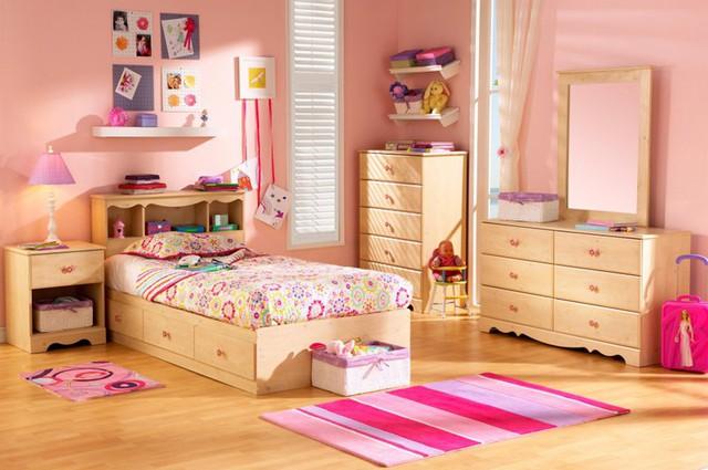 Ngắm những căn phòng độc đáo cho trẻ nhỏ với gam mầu ấn tượng - Ảnh 7.