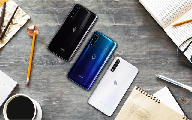 Vingroup tung điện thoại VSmart thế hệ 2 giá 7 triệu với camera góc rộng, chụp đêm như phân khúc cao cấp - Ảnh 1.