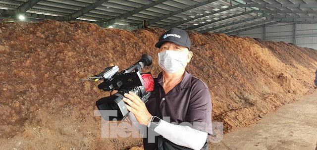 Sự thật mùi hôi ở Khu liên hợp xử lý chất thải rắn Đa Phước - Ảnh 1.