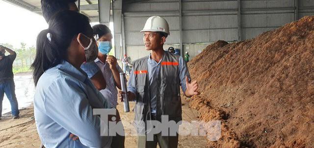 Sự thật mùi hôi ở Khu liên hợp xử lý chất thải rắn Đa Phước - Ảnh 2.