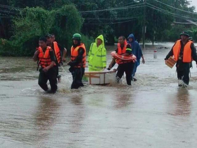 Mưa lớn kéo dài, Đắk Lắk ngập lụt diện rộng - Ảnh 7.