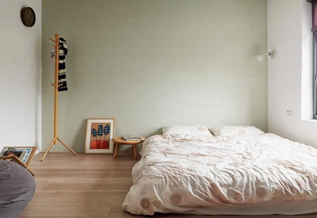Căn hộ đẹp và lạ mắt của một kiến trúc sư tự thiết kế - Ảnh 8.