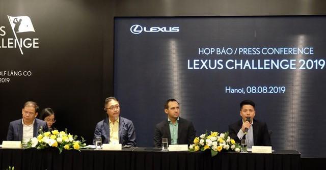 Lexus Challenge 2019 phá kỷ lục tiền thưởng của giải golf chuyên nghiệp tại Việt Nam - Ảnh 1.