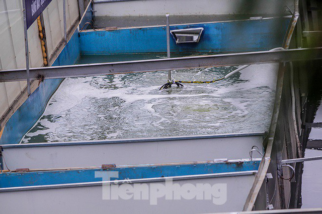 Hé lộ bí mật quy trình xử lý nước sông Tô Lịch bằng bảo bối Nhật - Ảnh 3.