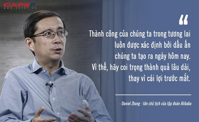 Từ một kiểm toán viên bình thường, CEO này đã trở thành truyền nhân mới của Jack Ma tại Alibaba nhờ 7 triết lý lãnh đạo khôn ngoan ai cũng nên học - Ảnh 3.