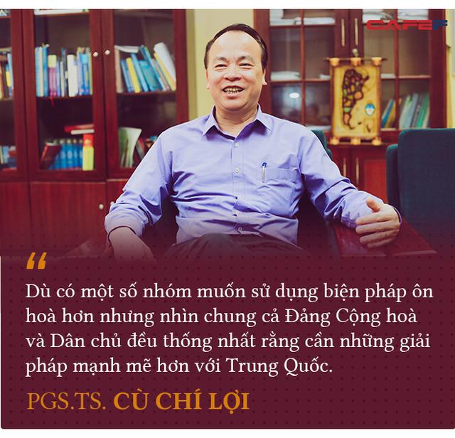 PGS.TS Cù Chí Lợi: WTO không hỗ trợ được gì cho Trung Quốc trong giai đoạn hiện nay! - Ảnh 6.