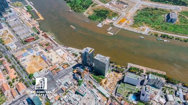 TP.HCM lên kế hoạch quy hoạch lại đô thị dọc hai bờ sông Sài Gòn - Ảnh 1.