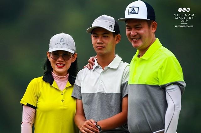 Golfer trẻ nghiệp dư Việt nhận được gì từ những giải đấu chuyên nghiệp - Ảnh 2.