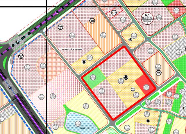 Trước khi xảy ra vụ cháy, đất vàng nhà máy Rạng đông được quy hoạch làm chung cư? - Ảnh 1.
