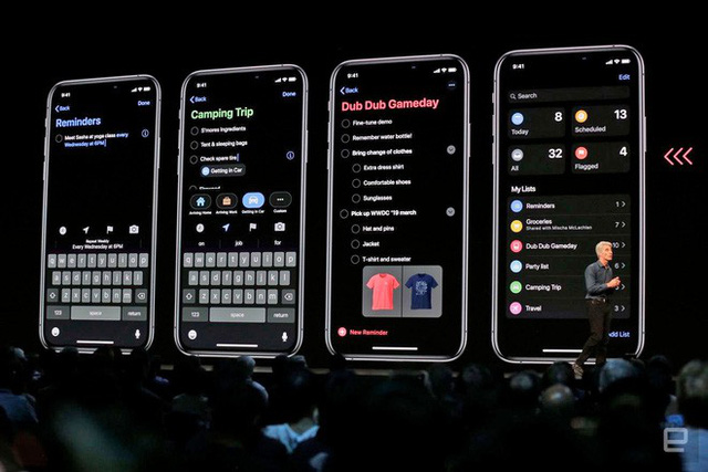 Phiên bản chính thức của iOS 13 sẽ được phát hành vào ngày 19/9, hỗ trợ từ iPhone 6S trở lên - Ảnh 2.