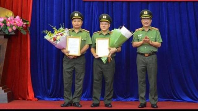 Điều động Đại tá Nguyễn Văn Long làm Cục trưởng Cục cảnh sát kinh tế - Ảnh 1.