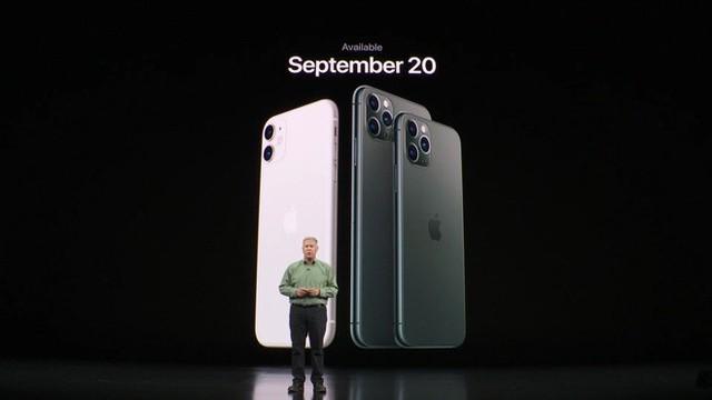 Apple ra mắt iPhone 11 Pro và iPhone 11 Pro Max: Thiết kế pro, màn hình pro, hiệu năng pro, pin pro, camera pro và mức giá cũng pro - Ảnh 20.