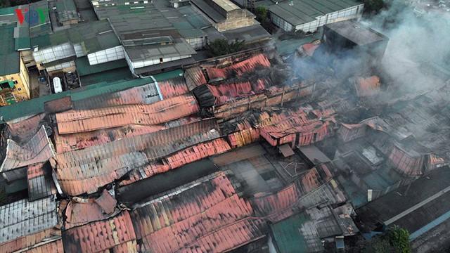 Những câu hỏi lớn sau vụ cháy Công ty Rạng Đông? - Ảnh 6.
