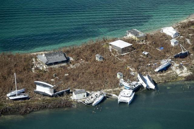 2.500 người Bahamas mất tích sau khi siêu bão quái vật Dorian càn quét - Ảnh 1.